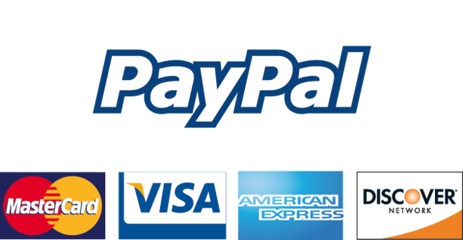 Safe payment with Paypal